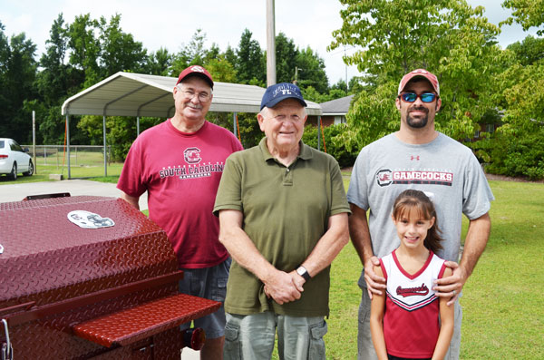 Timmonsville, South Carolina owners, August 08, 2013