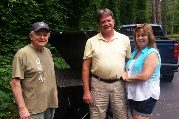 Carolina Pig Cookers, new owner, Norlina, North Carolina