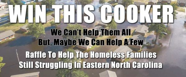 Help the homeless families of Eastern North Carolina